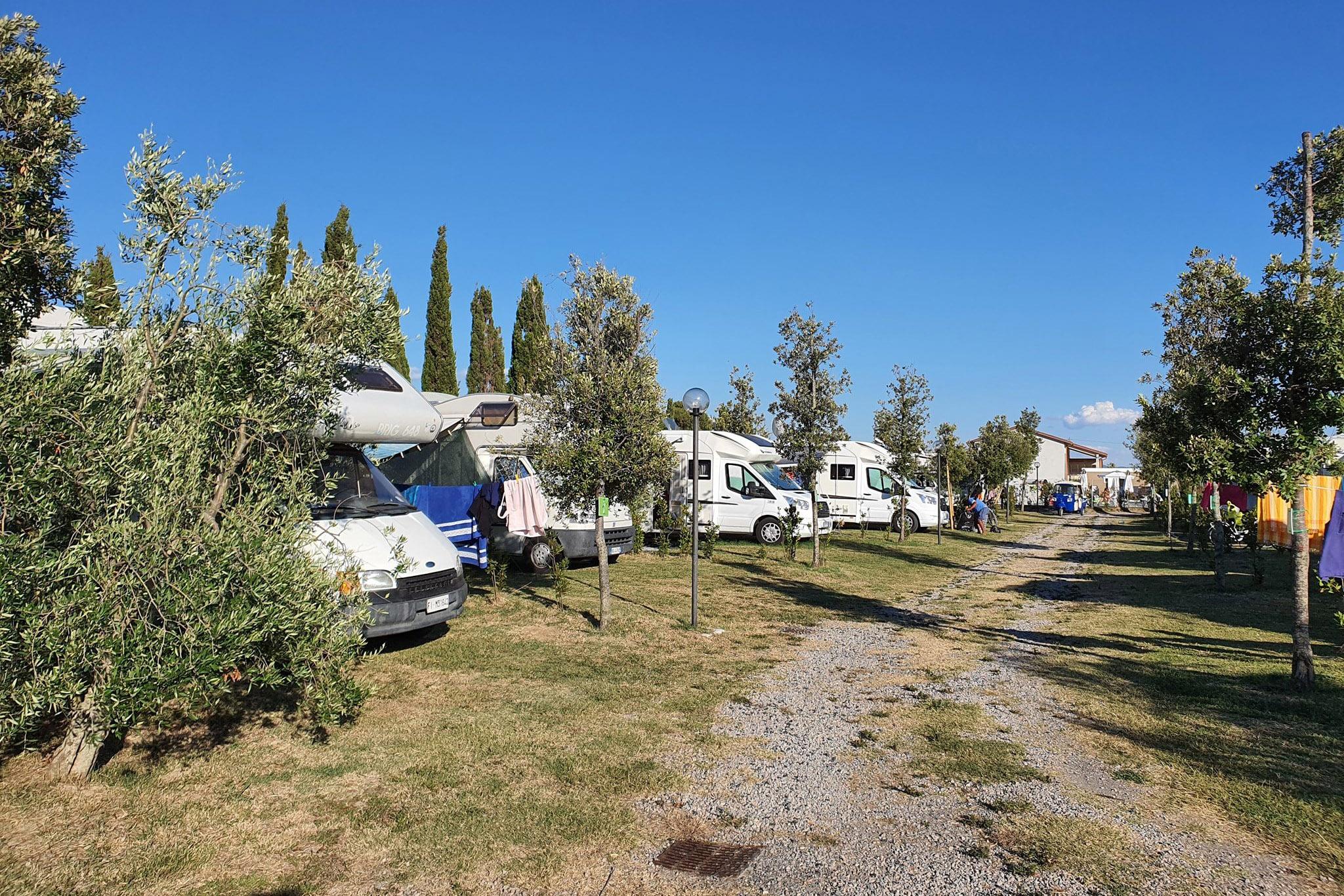 Campeggio Cecina